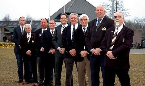 De Teyding; nieuws uit de gemeente Teylingen (Sassenheim, Voorhout en Warmond) - Rugbyclub The Bassets viert 35 jarig bestaan